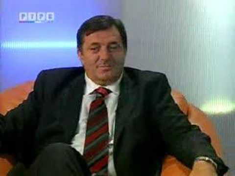 Milorad Dodik,predsjednik vlade Republike Srpske--Intervju 3
