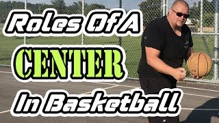 Roles of a Center in Basketball | Basketball Positions and Their Roles