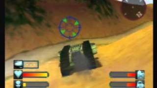 Body Harvest (N64) - Greece Stage 2