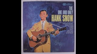 Watch Hank Snow Anniversary blue Yodel No 7 video