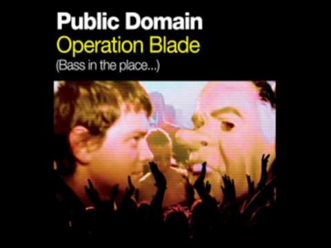 Public Domain - Operation Blade (Original Mix)