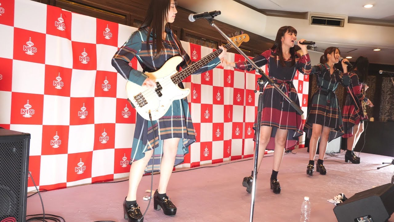 たけやま3.5 GIRL'SBAND TAKEYAMA3.5 京都アイドルカーニバル