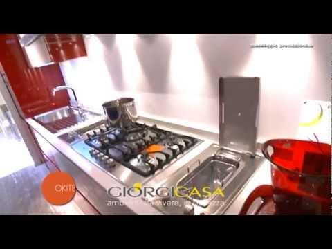 GIORGI CASA - CUCINE MODERNE-CLASSICHE 2013 - YouTube