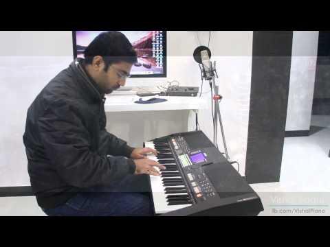 Sawan Aaya Hai Piano Cover by Vishal Bagul