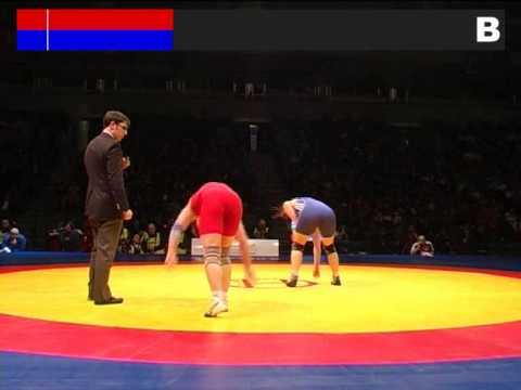 Championnat d'Europe - Senior Belgrade 2012  Final 72kg