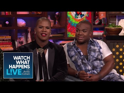 """Fashion Queens"" Discuss Kandi Burruss's and Cynthia Bailey's Hairstyles 