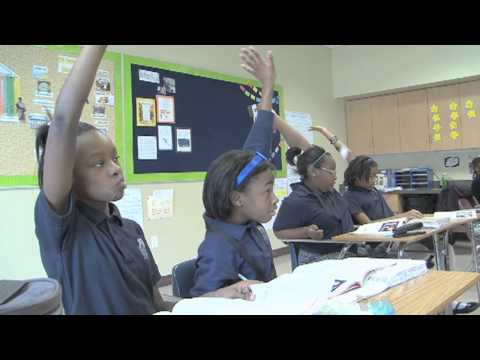 DC School Delivers a Good Education for African-Americans Girls