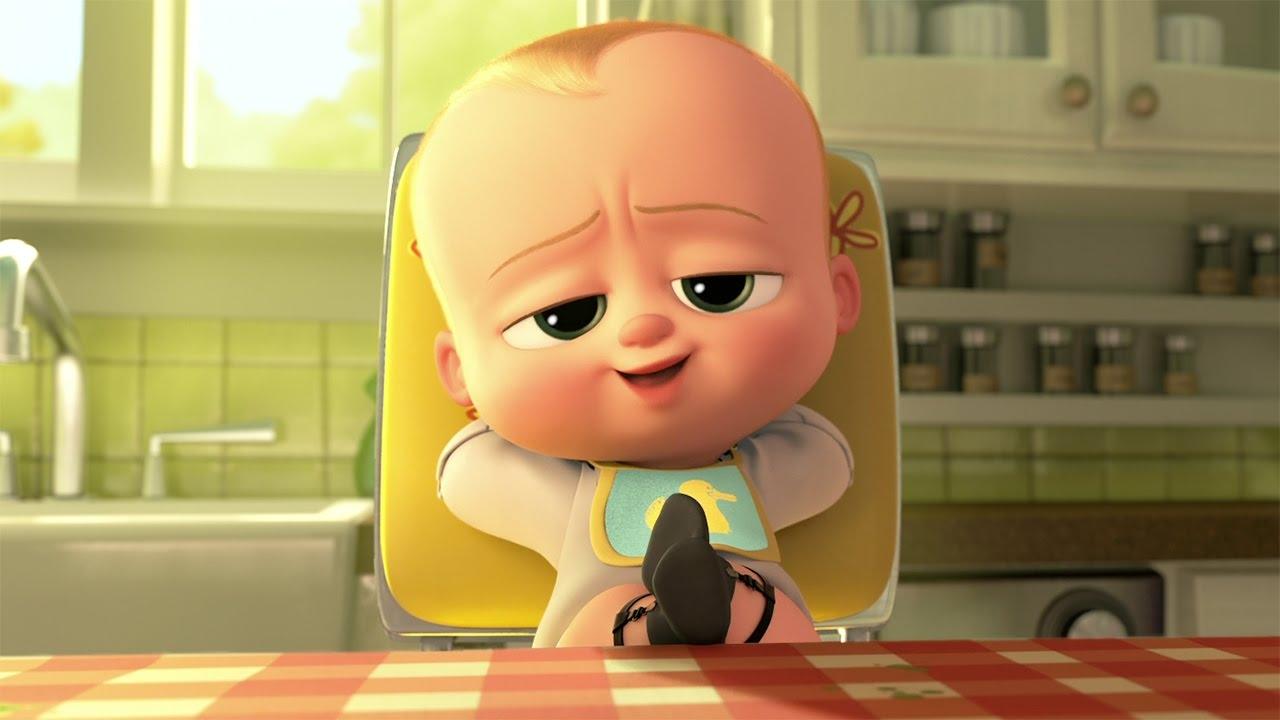 The Boss Baby – Nhóc Trùm – Official Trailer 2 – Lồng tiếng