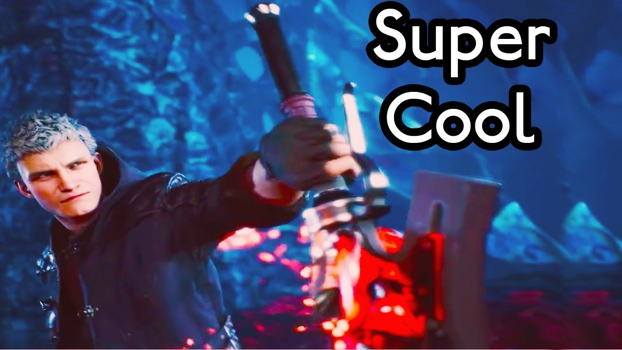Devil May Cry 5 Is The Coolest Game Ever Made