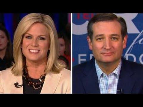 Sen. Ted Cruz discusses the refugee crisis, border security