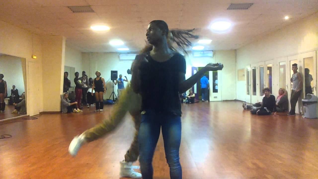 Ebony gone wild