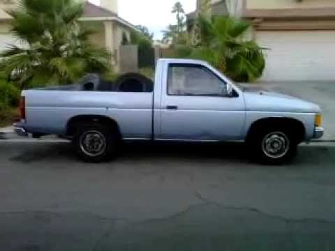 1987 NISSAN Pickup Truck Las Vegas - YouTube