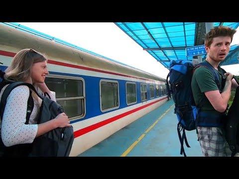 How To Travel VIETNAM | A Motorbike \u0026 Train Journey