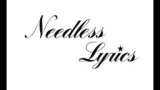 Needless Lyrics - ピリオド Needless Lyrics Official HP : http://www...
