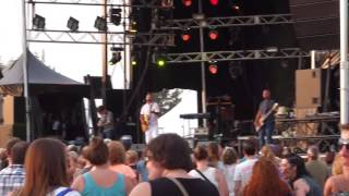 Matthew Good - Everything Is Automatic and Load Me Up - July 10, 2015 Sylvan Lake, Alberta