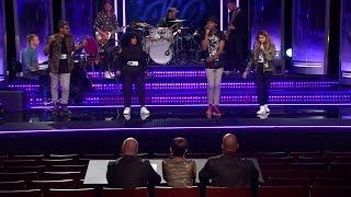 Se hela Zeana Muratovic och Greg G Curtis grupps framträdande i Idol 2016 - Idol Sverige (TV4) thumbnail