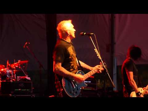 "Everclear- ""Everything To Everyone"" Live at Summerland 2013 Tour, Glen Allen Va. 6/5/13, Song #1"