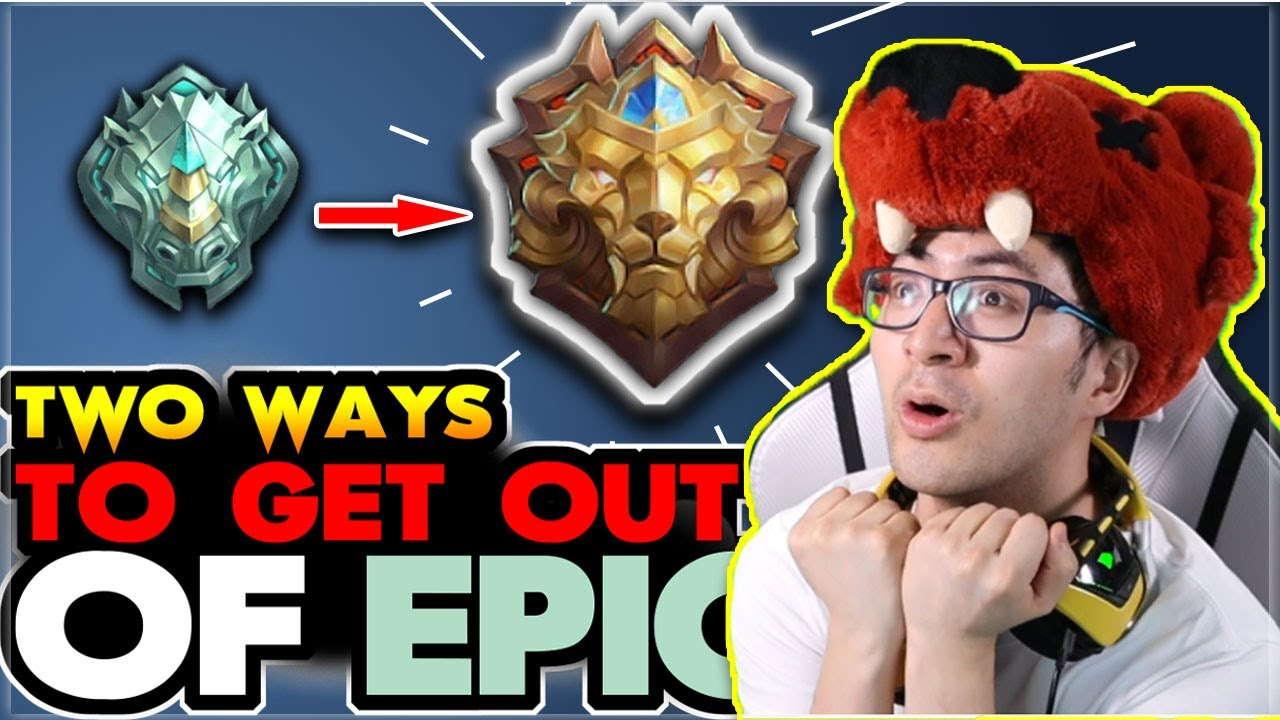WATCH and GET OUT OF EPIC NOW | Mobile Legends