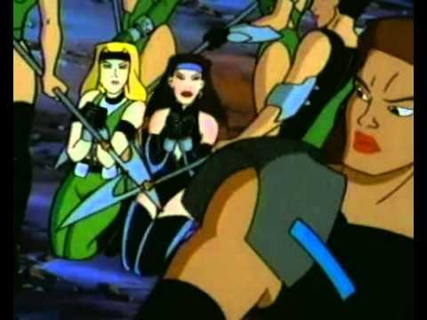 Mortal Kombat Defenders Of The Realm S01E10