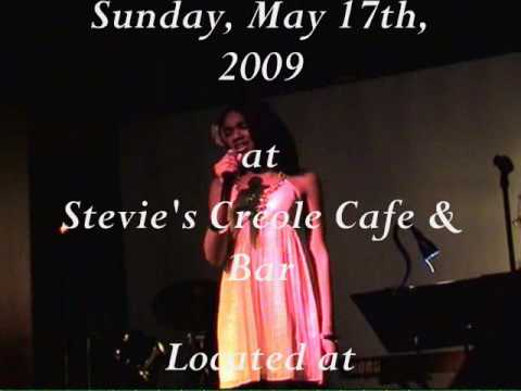 Candi Live at Stevie's Creole Cafe & Bar