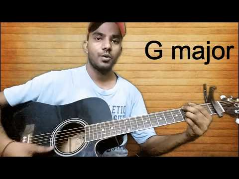MUSAFIR - Sweetiee Weds NRI Song | Atif Aslam | Guitar Cover| Guitar lesson|