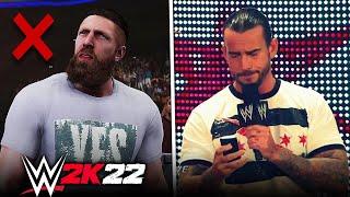 WWE 2K22 Report: WWE Demands Daniel Bryan Removal, CM Punk Not Denying Rumors | WWE Wrestling News