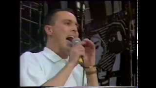 Curt Smith Tears For Fears  Everybody Wants To Rule The World Live Mandela Day Wembley 1988