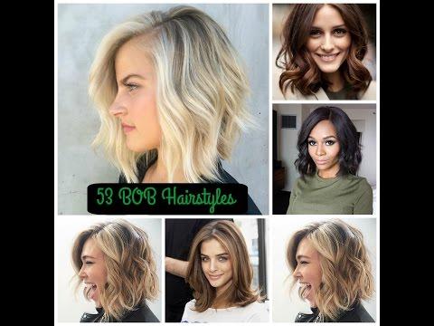 the-best-bob-hairstyles-|-short~medium~long