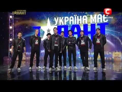'Україна має талант-5'.Команда