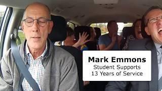Leyden Carpool Karaoke 2017