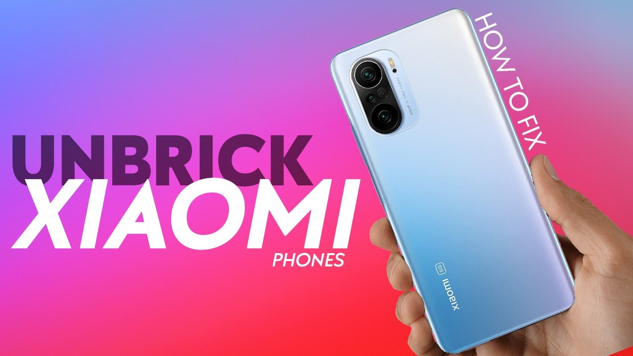 UNBRICK Any XAIOMI PHONE at HOME | Fix Bricked MIUI 10 PHONE | हिन्दी