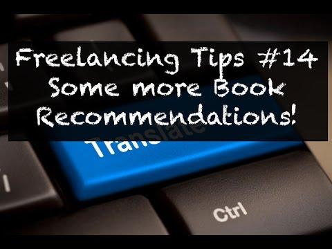 Freelance Translator Tips #14: Book Recommendations