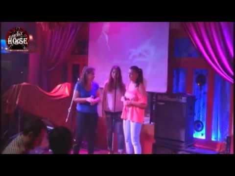 Ghost Karaoke 16 9 16