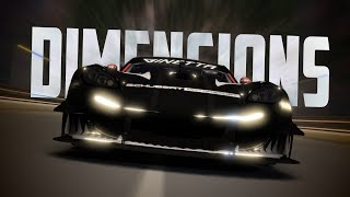 Dimensions | 4K Cinematic | TrackMania