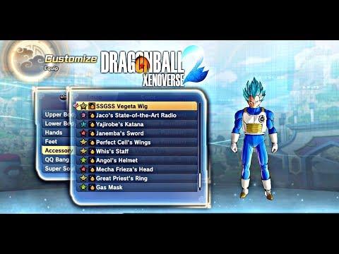 THIS IS HOW U MAKE SSGSS VEGETA!! |Dragon Ball Xenoverse 2 SSGSS Vegeta Character Creation!
