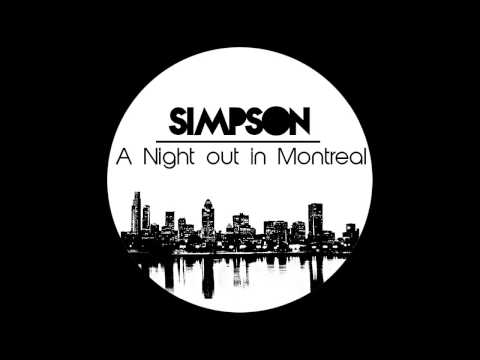 A Night Out In Montreal Deep House Mix