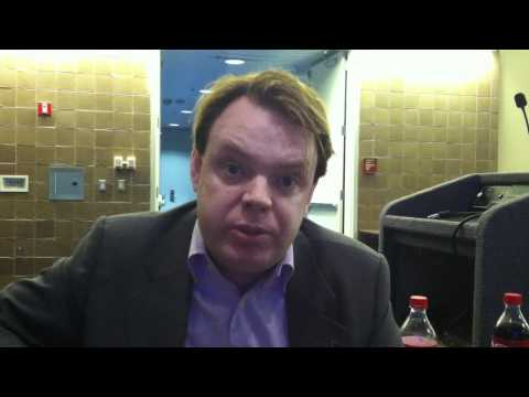 Interview with Rick Falkvinge, ALA 2011 Annual Conference