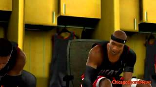 Chris Smoove NBA 2K11 My Player Mix