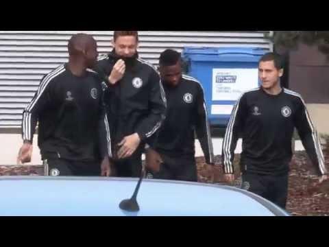 "Eden Hazard vs. Jose Mourinho: ""Lieber redet man so"" | Trainer des FC Chelsea kritisiert Belgier"