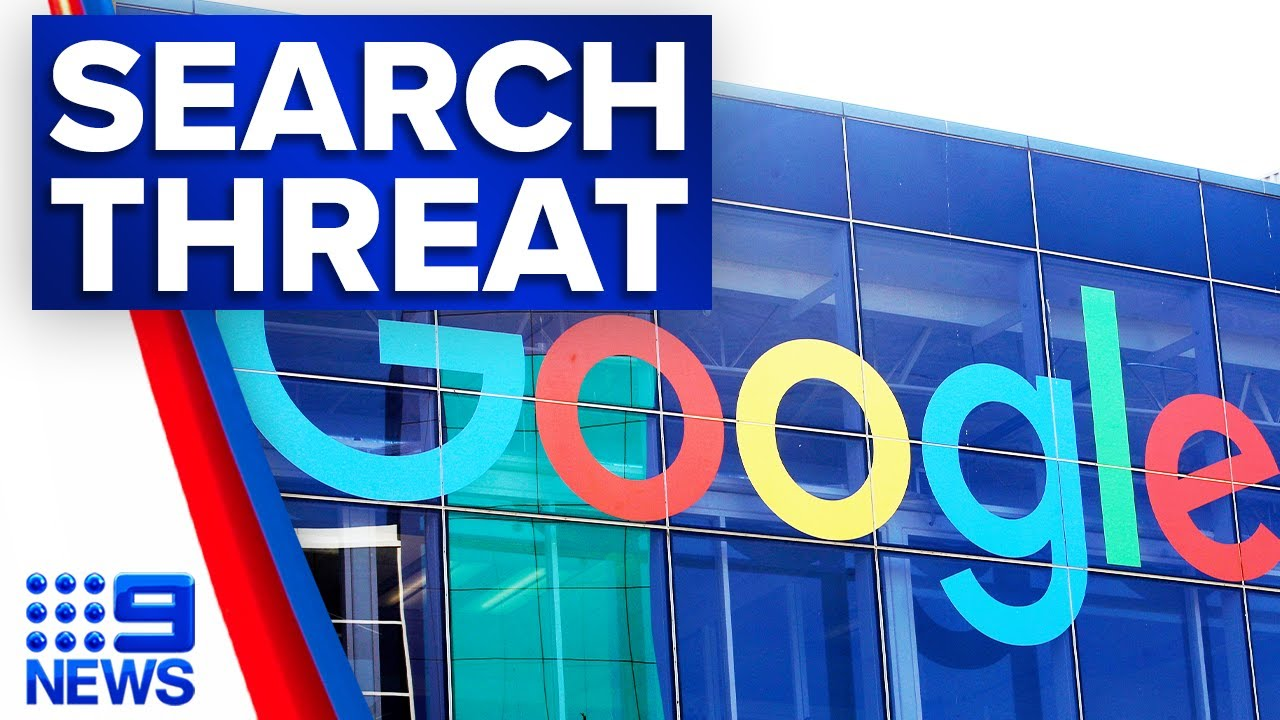 Google has threatened to cut Australians off | 9 News Australia – 9 News Australia