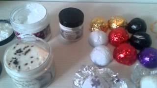 Haus of Gloi Haul- Butter bombs and treats!