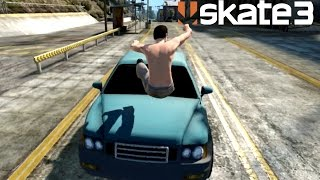 Skate 3 - Jump Man [Playstation 3 Gameplay]