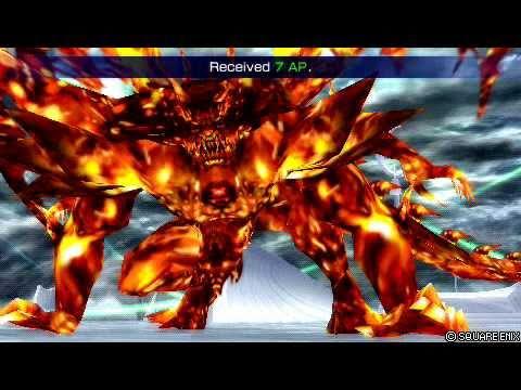 Shantotto's New Pet (Dissidia Duodecim - Feral Chaos vs. Onion Knight)