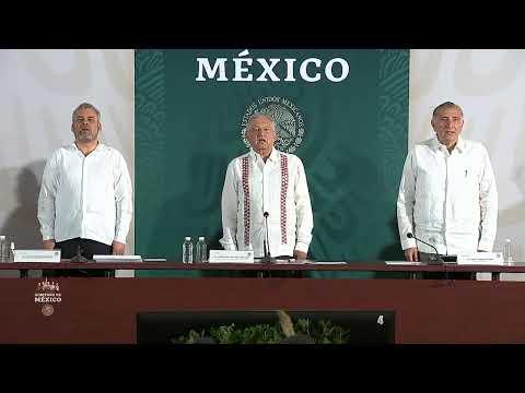 Plan de apoyo a Michoacán