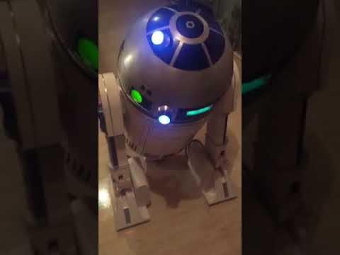 R2 est terminado youtube for Planeta de agostini r2d2