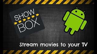 How to stream movies from Android phone to your TV(Hi guys in this video i'm going to show you how to stream movies from your android phone or tablet to you tv for free If you enjoyed watching this video give it a ..., 2015-07-21T22:49:27.000Z)