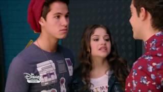 Fab and chic  Soy Luna Extrait Matteo et Simon se disputent pour Luna épisode 18