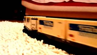 Playing with the children's railway Toy train  Игрушечный поезд 2016(Привет если тебе нравятся видео для детей заходи к нам на канал еще и смотри видео для детей!!приглашаю посе..., 2016-03-10T20:46:42.000Z)