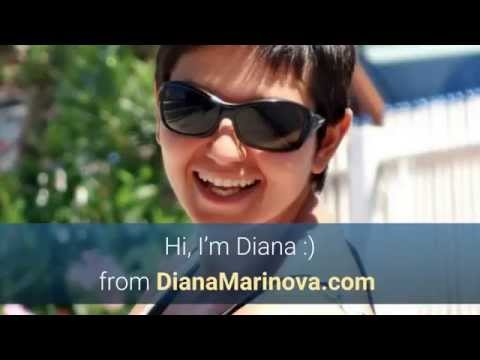 About Diana Marinova - Marketing Consultant, Blogger & Freelance Coach