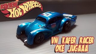 Volkswagen Kafer Racer ini KEREN #Review Hot Wheels